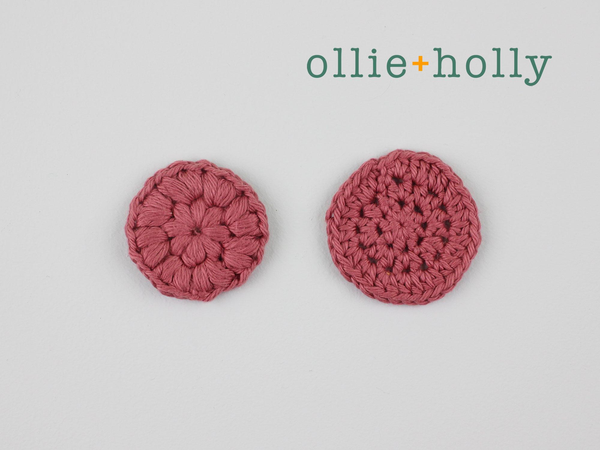 Reusable Cotton Pads Crochet Styles