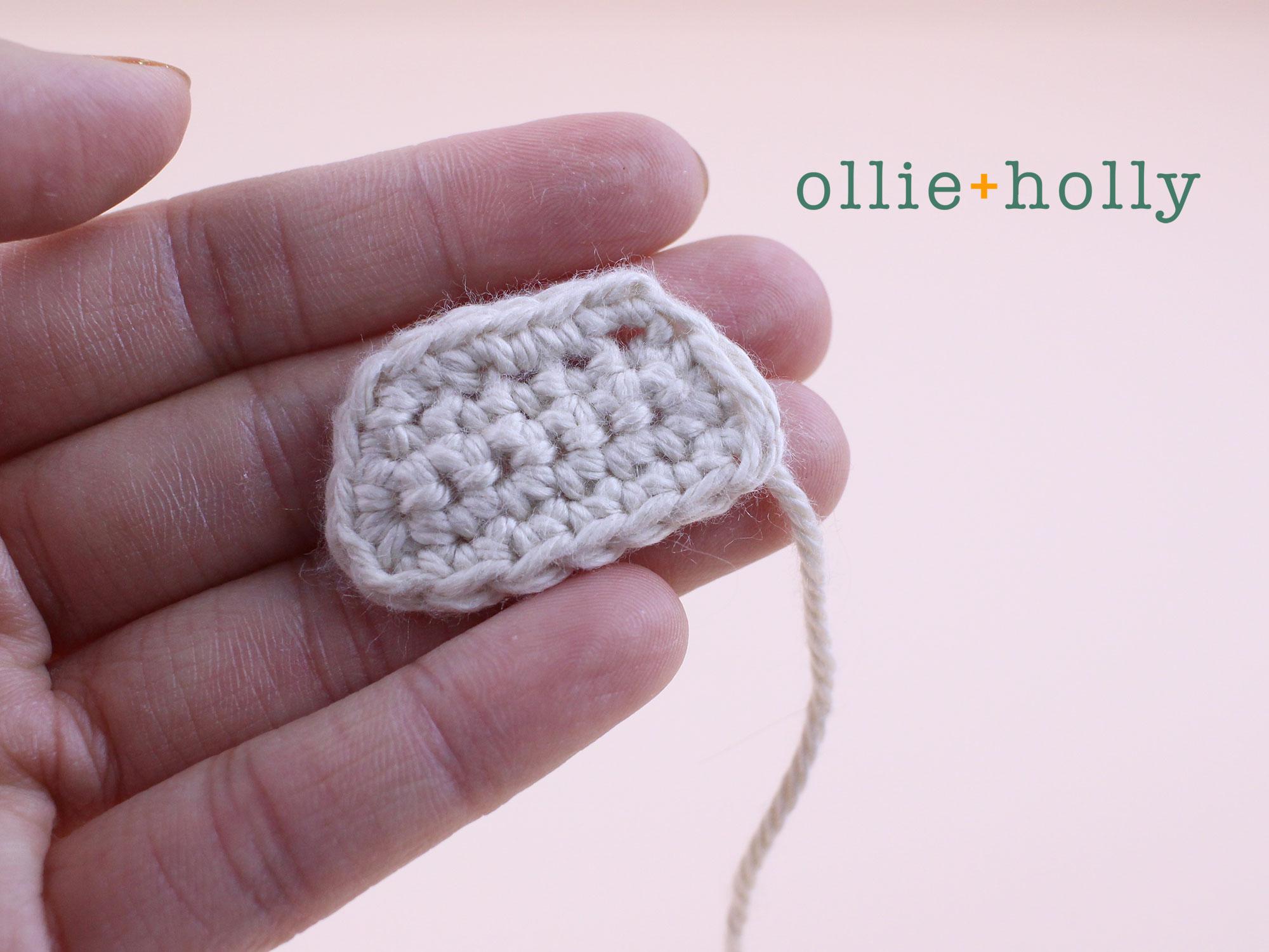 Free Daruma Amigurumi Crochet Pattern Part 2
