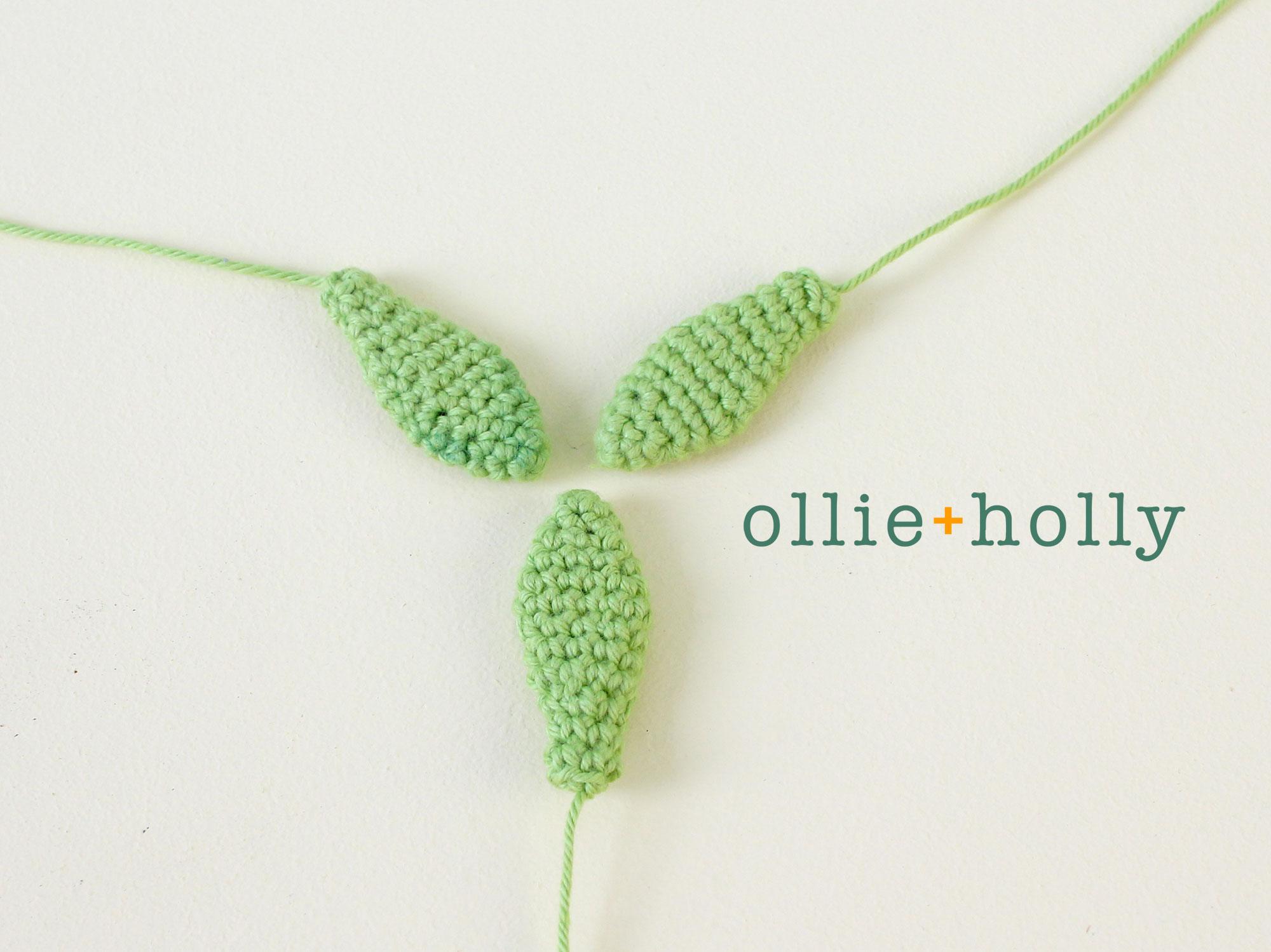 Free Sedum Adolphii Golden Glow Succulent Crochet Pattern Part 2