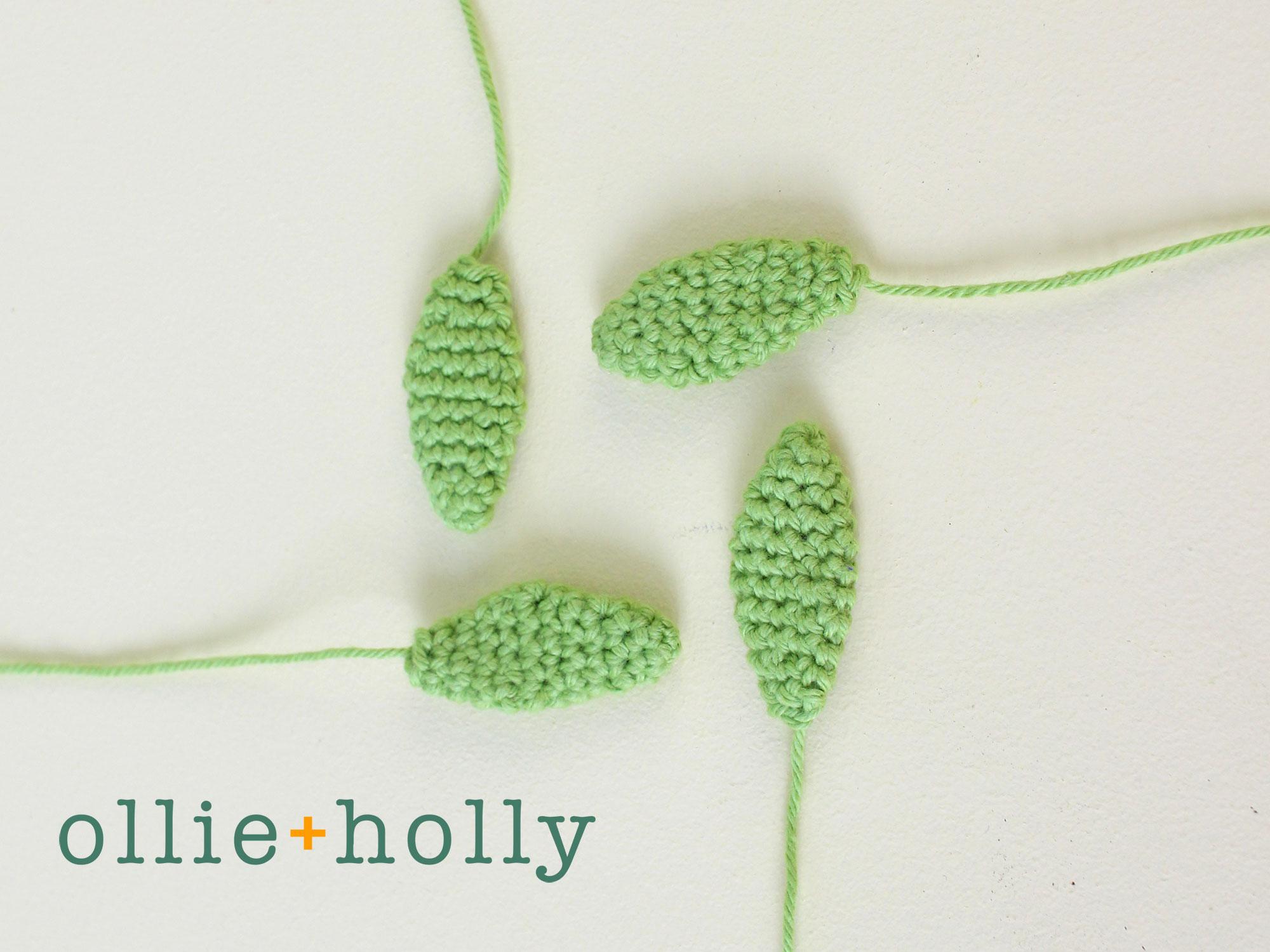 Free Sedum Adolphii Golden Glow Succulent Crochet Pattern Part 3