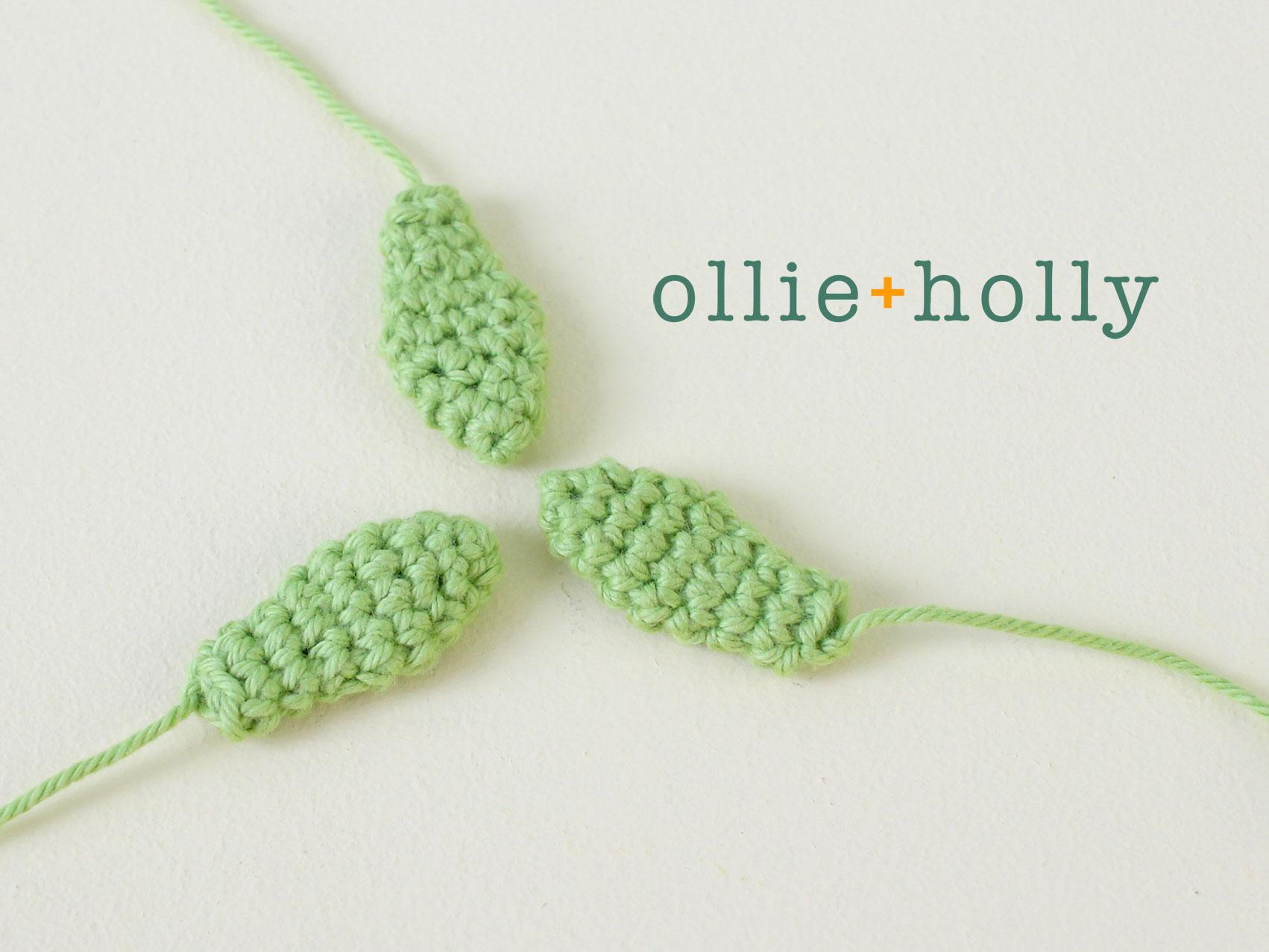 Free Sedum Adolphii Golden Glow Succulent Crochet Pattern Part 5