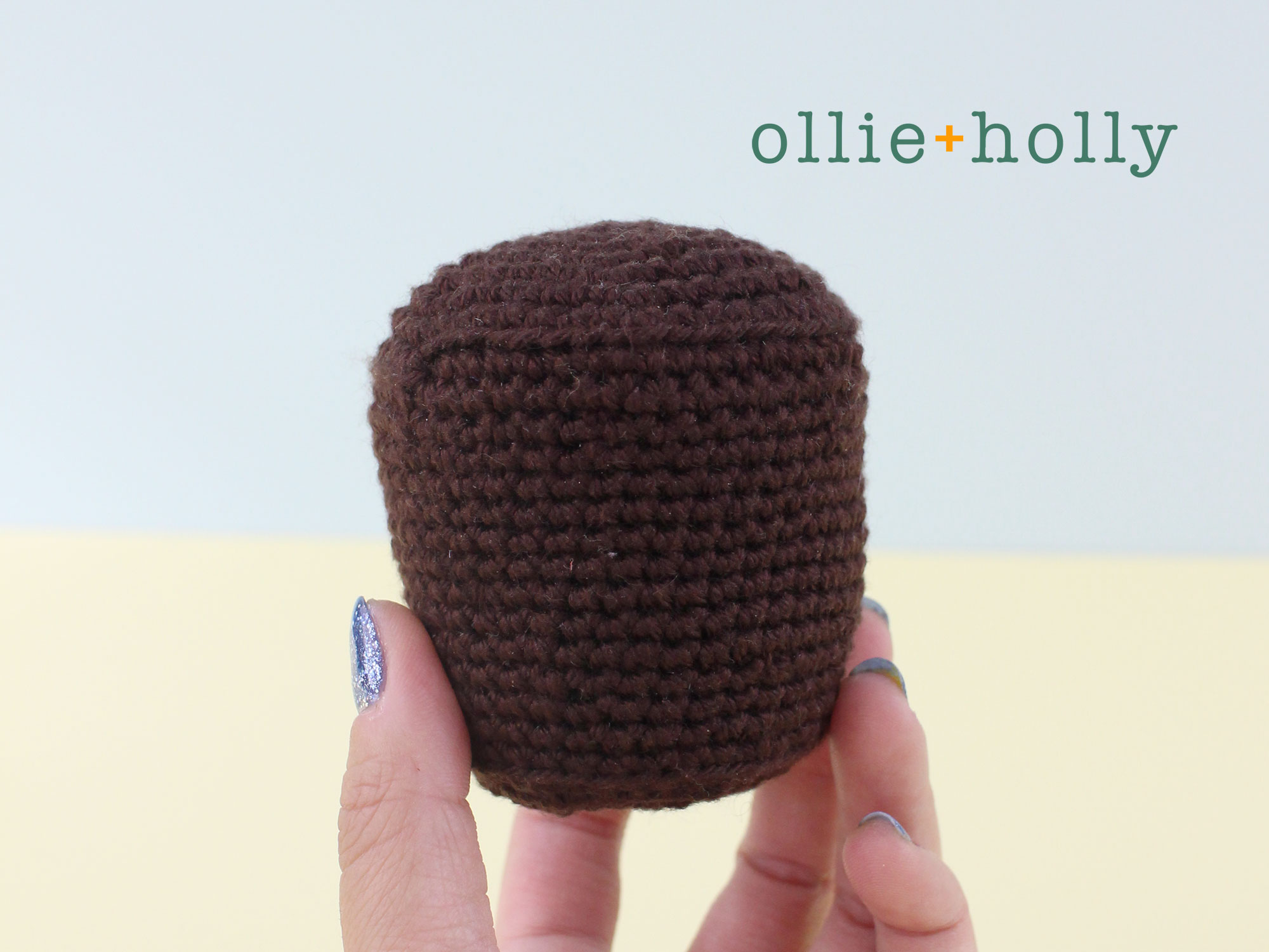 Free Pot Soil Amigurumi Crochet Pattern Part 1