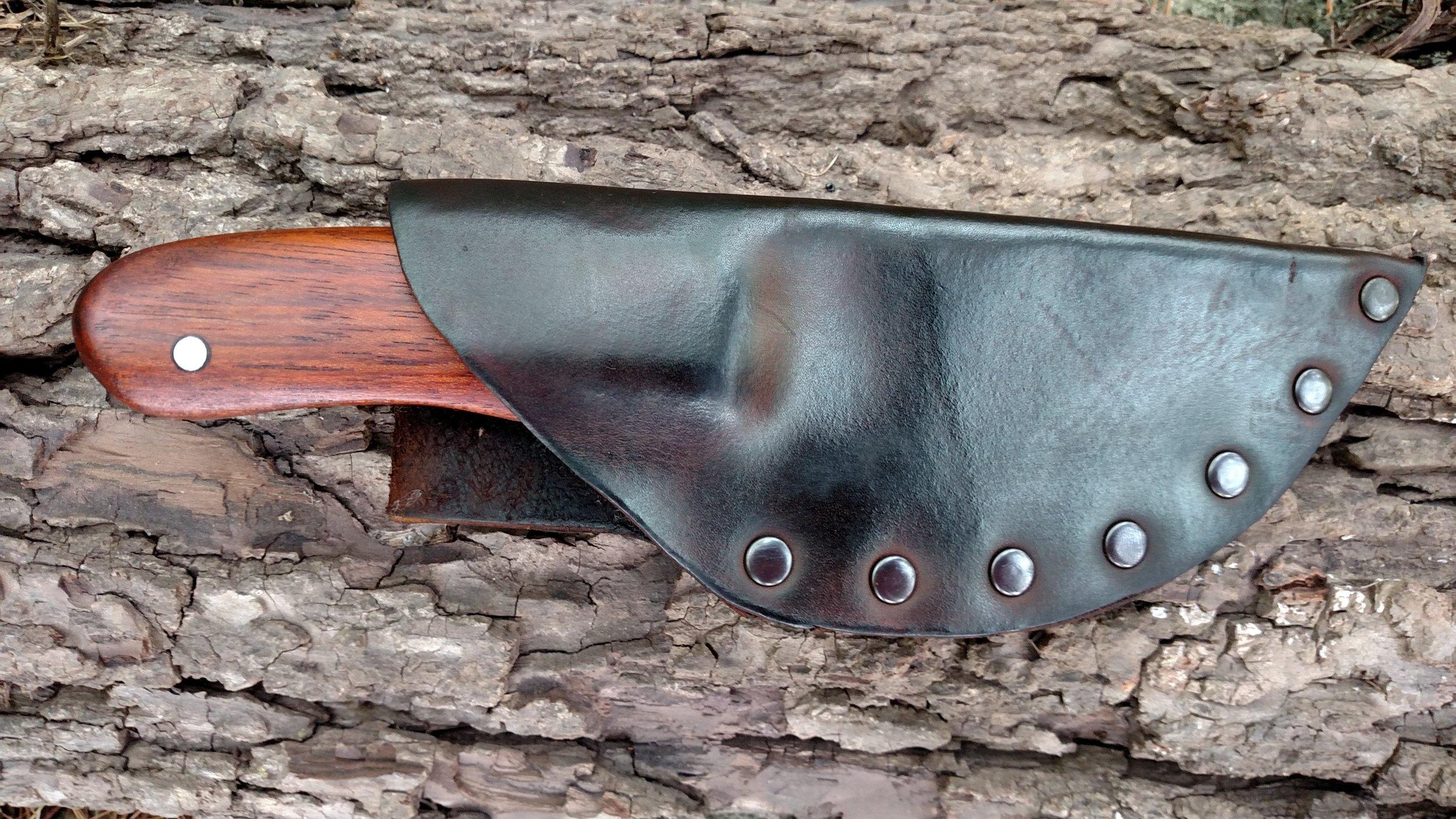 Boot Knife in Sheath