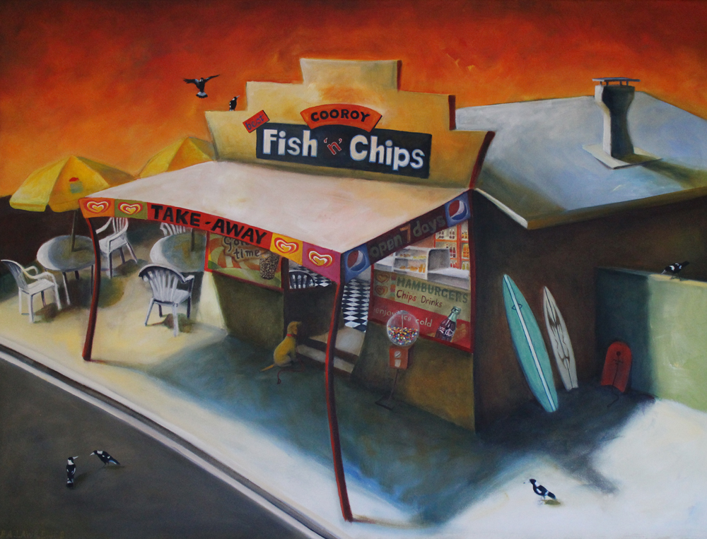 """""""Cooroy Fish & Chips"""""""