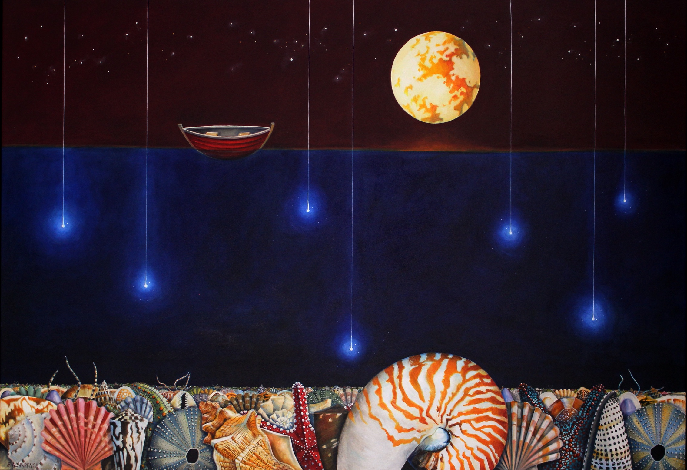 """""""The Moon and the Nautilus"""""""