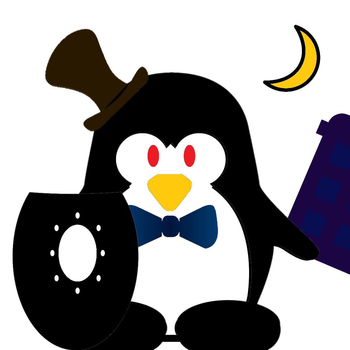 Superfan Penguin (Fandoms...Faves)