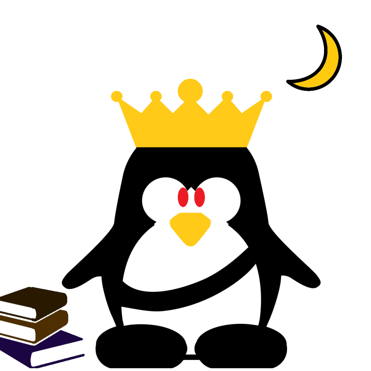 Queen Penguin (Folklore Collections)