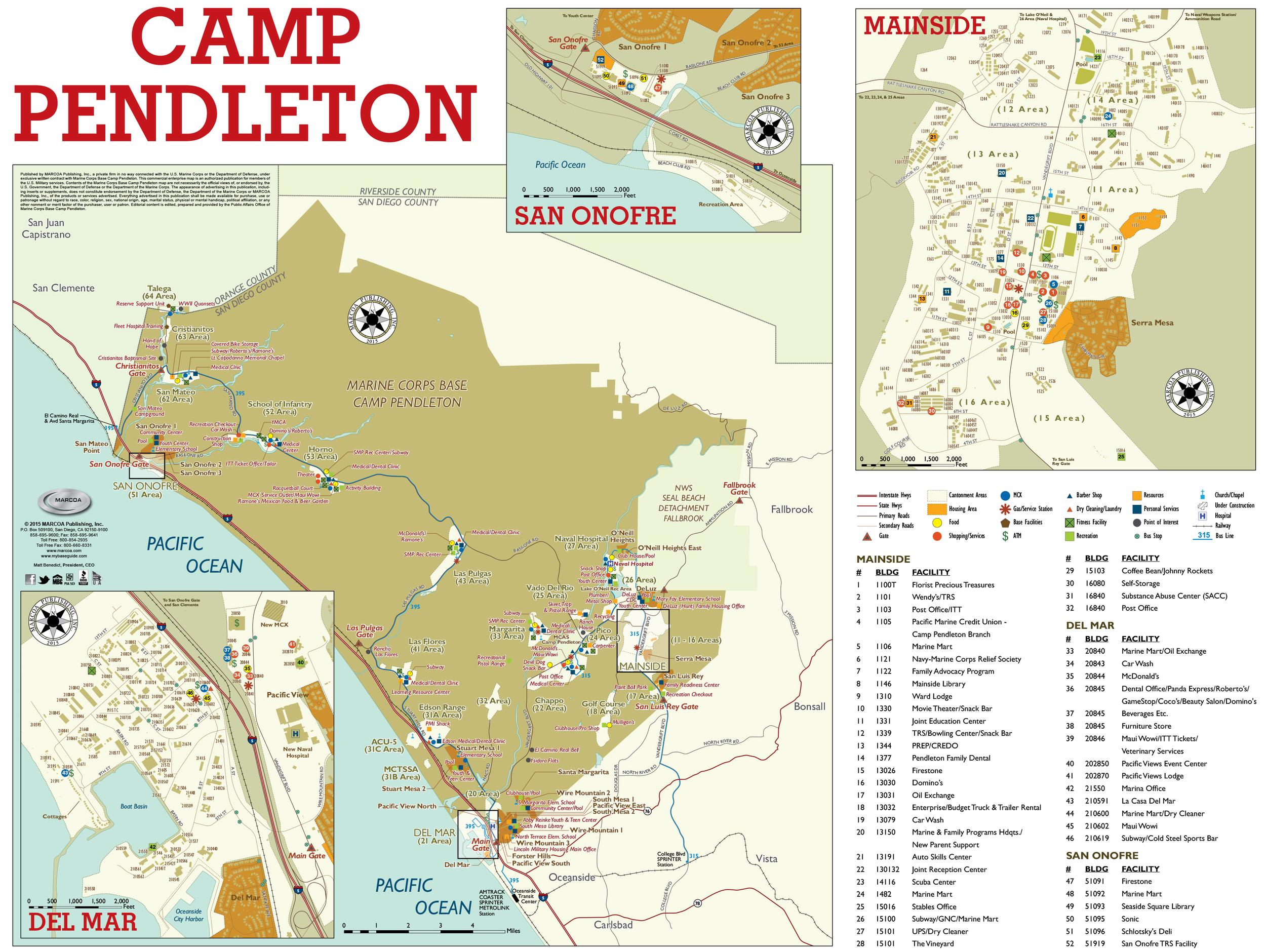 CAMP PENDLETON -