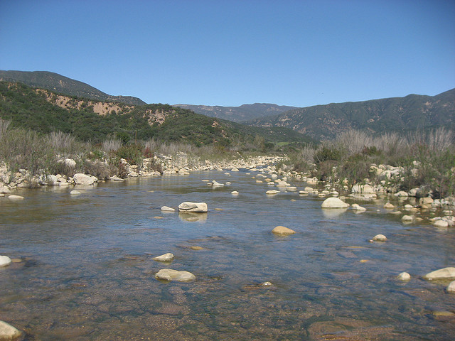 VENTURA RIVER WATERSHED RESTORATION PROJECTS -
