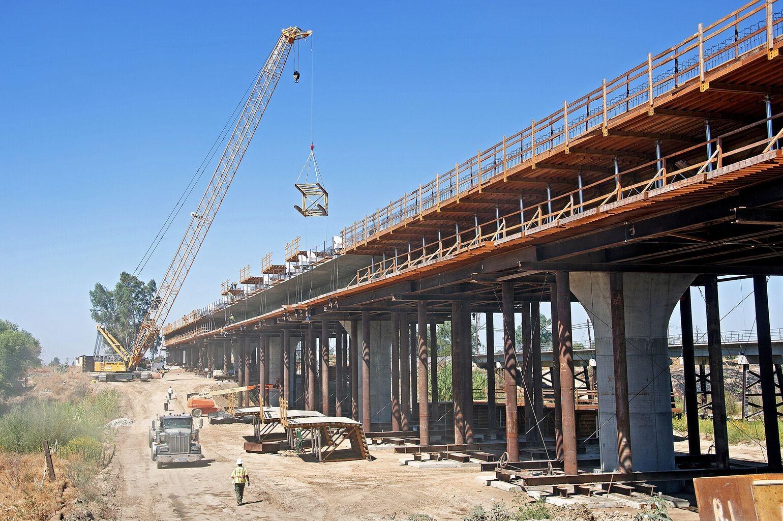 CALIFORNIA HIGH SPEED RAIL  CP-4 -