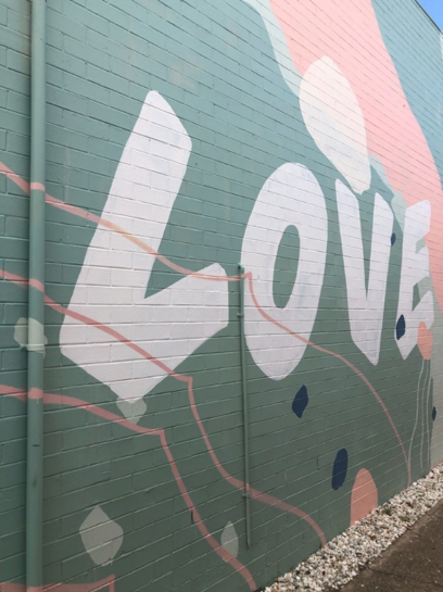 Love Instagram Worthy Wall