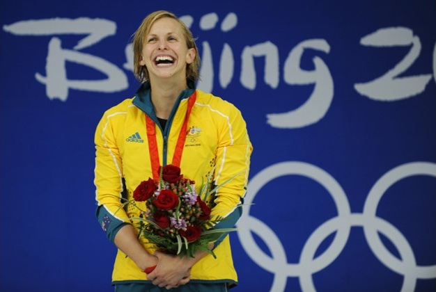 Swimming Career - 2003 Barcelona World Championships - 2 Bronze2004 Athens Olympic Games - 1 Gold, 1 Bronze2004 Indianapolis World SC Championships - 2 Gold, 2 Silver, 2 Bronze2005 Montreal World Championships - 3 Gold, 2 Silver2006 Melbourne Commonwealth Games - 5 Gold, 2 Silver2006 Shanghai World SC Championships - 5 Gold, 1 Silver2007 Melbourne World Championships - 5 Gold2008 Beijing Olympic Games - 2 Gold, 1 Silver, 1 Bronze2009 Rome World Championships - 1 Silver, 2 Bronze2012 London Olympic Games - 1 Gold (Relay Heat)
