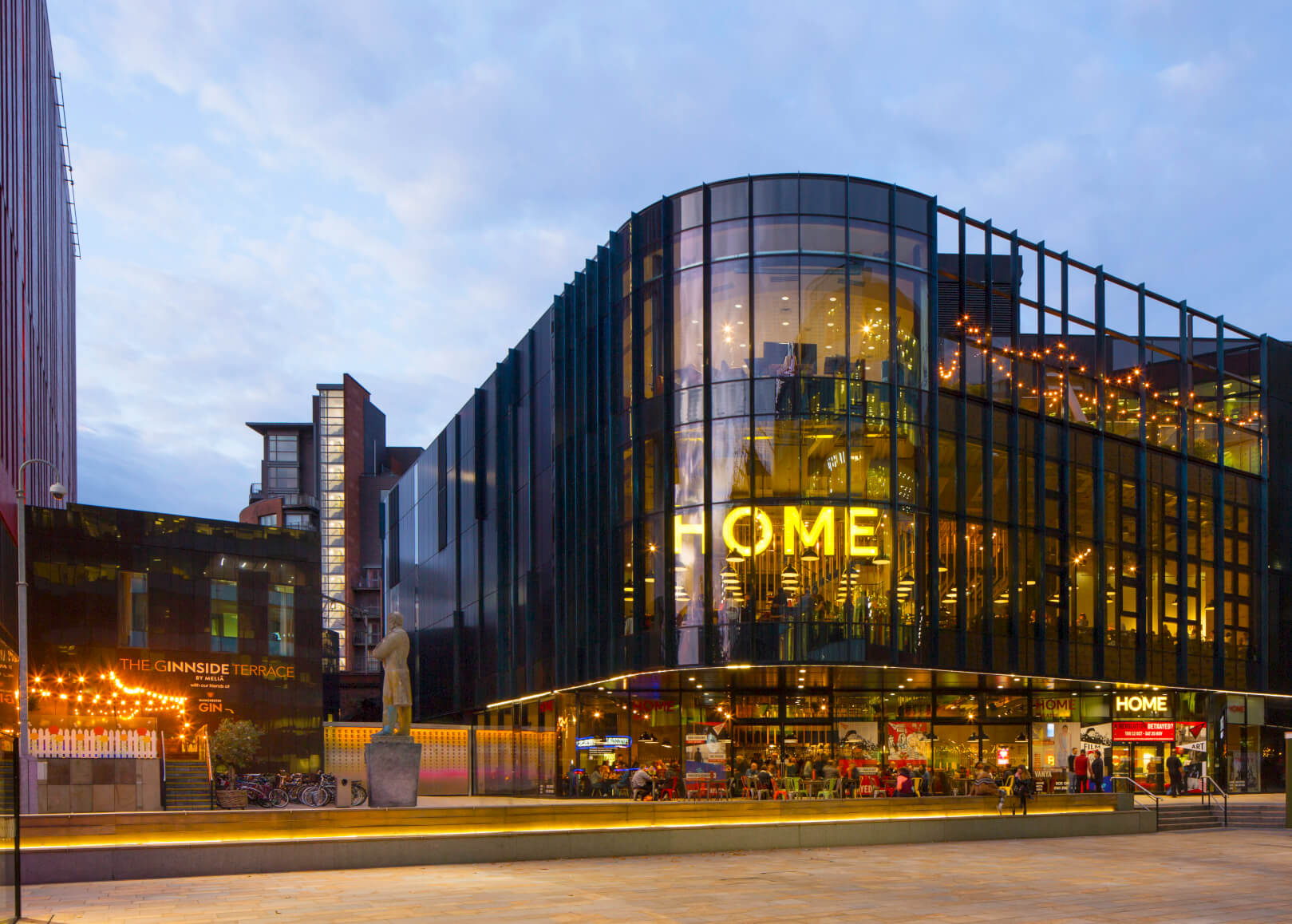 HOME - HOME Manchester commissioned Zanna Creative to produce its 5 Year Cross-Arts Talent Development Strategy, reporting to HOME's CEO.This work involved a UK-wide consultancy of leading arts and creative organisations, in-depth research into talent development across the North West and recommendations for implementation by its Board of Directors.