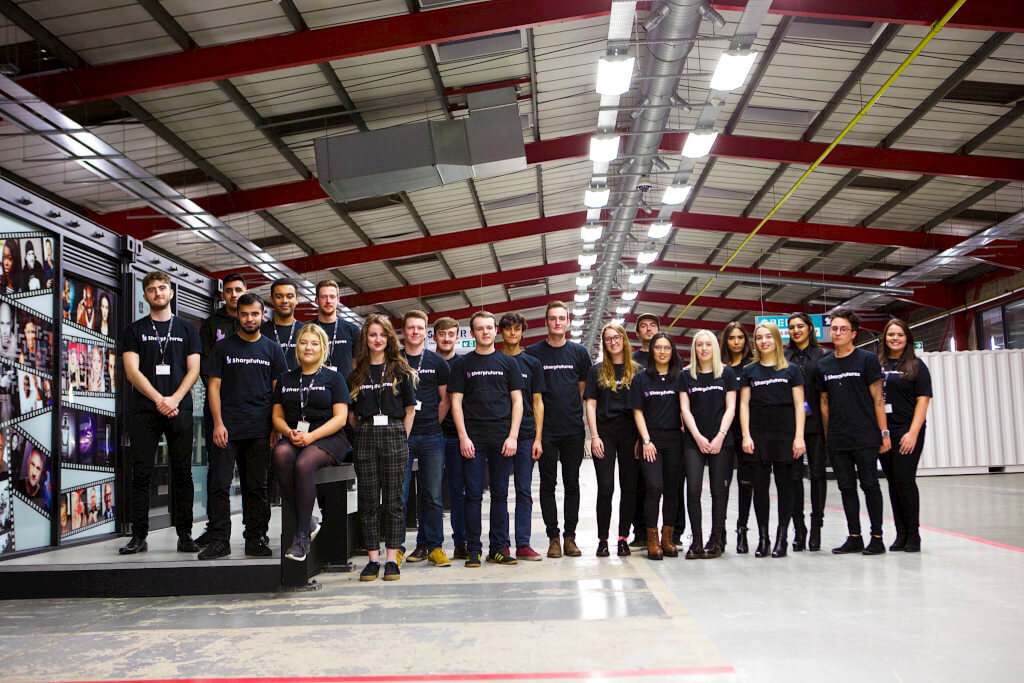 SharpFutures - Zanna Creative provides Manchester-based SharpFutures with strategic opportunities and partnership discussions across a national base.