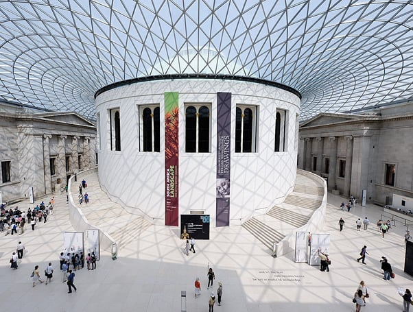 Great to be in London  @britishmuseum delivering a bespoke rapid prototype workshop developed with @sholehj. Fantastic BM team bringing ideas to life. #zannacreative #thefield #consultancy #creativeenterprise #britishmuseum #conservation #scientificresearch #museums #actionlearning #workshop #prototype