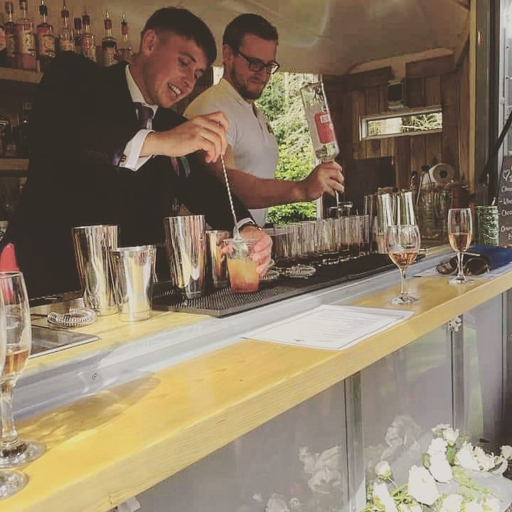 Professional Team! - Our Team Is A Fully Trained Team Of Professional Bartenders Committed To Delivering A Amazing Service To You & Your Guests!