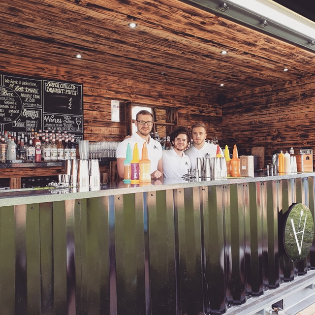 NEW!  - Shipping Container Bar! (Limited Availibility So Please Book ASAP!)