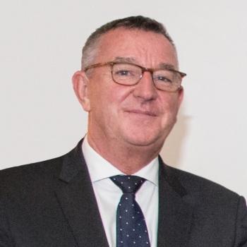 John Geoghegan - DirectorWorld Scout Organization