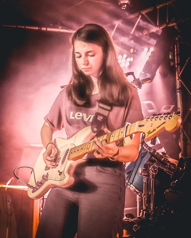 LONDON FRIENDS, come see us at @theoldbluelast on monday with our pals from @fes_band and @onwardolympians! Bloody helllll x 📸 @the.leeharper