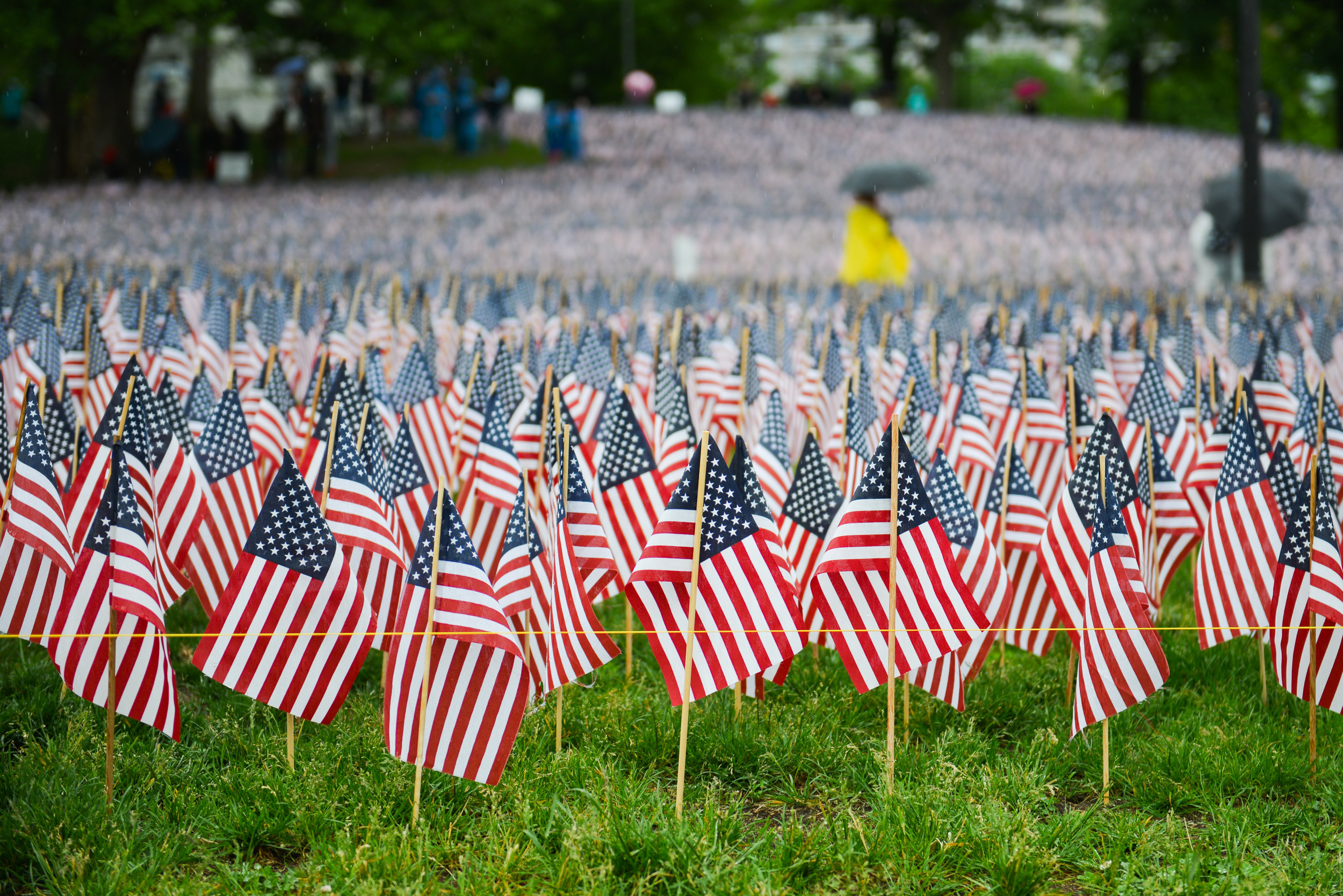 Historically, Memorial Day was once known as Decoration Day. - It has always been a time to honor and remember the fallen who served our country, whether 100 or more years ago or today, or at any time in the history of the United States.