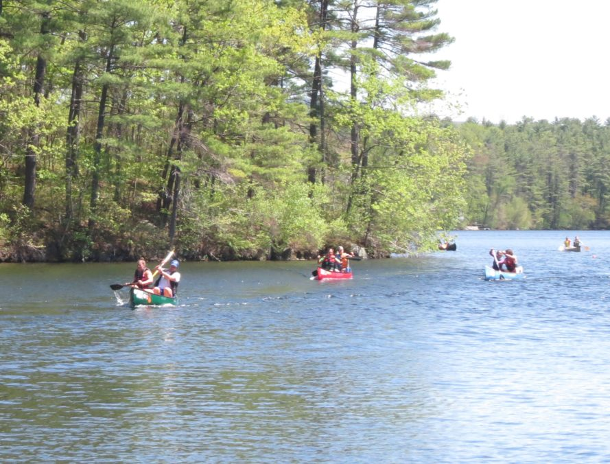 The Great Smith River Canoe and Kayak Race