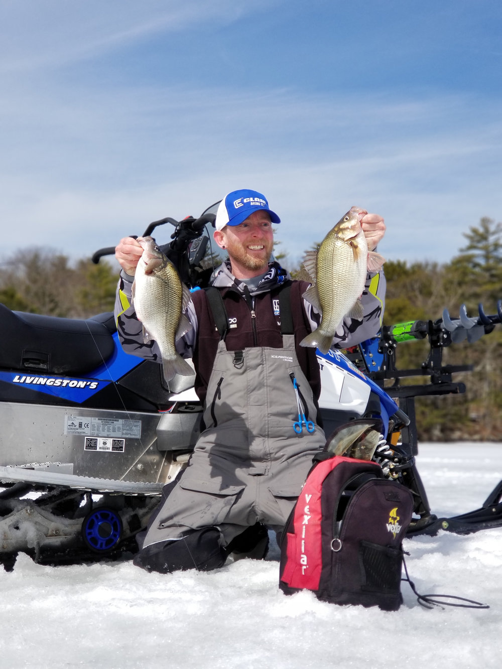 Tim Moore, owner and guide at Tim Moore Outdoors.  Photo Courtesy of Stack 9 Photography