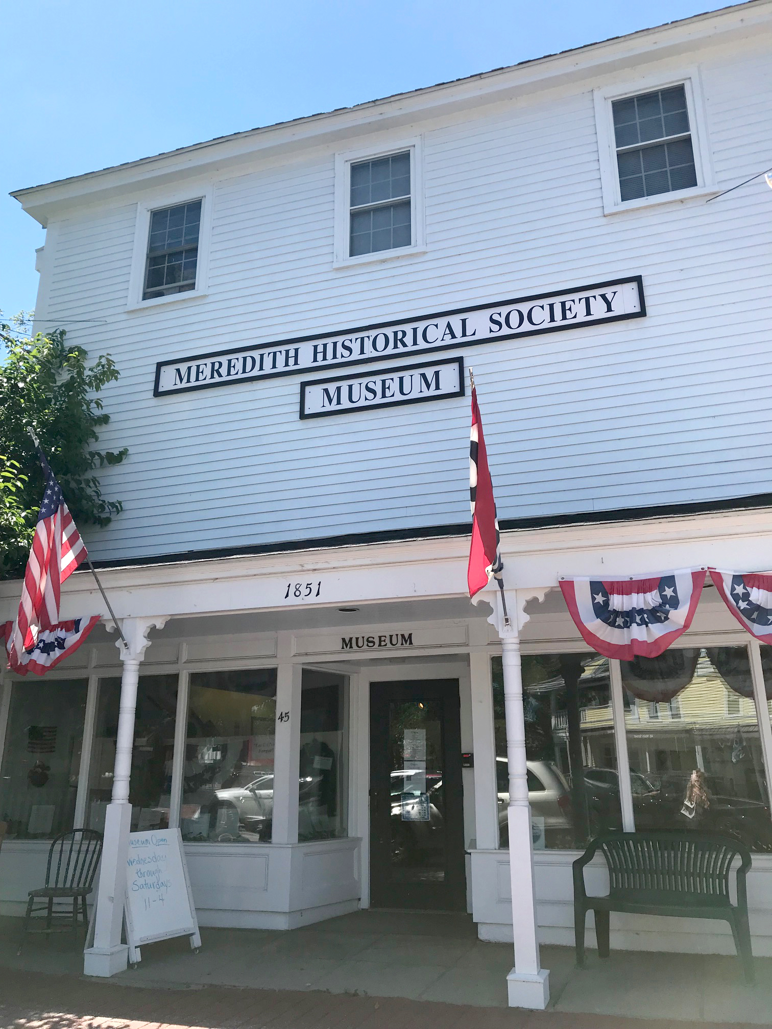 Meredith Historical Society Museum