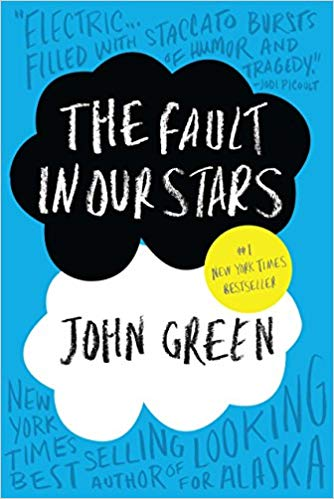 The Fault in Our Stars (Penguin 2013)  ISBN: 9780141345659
