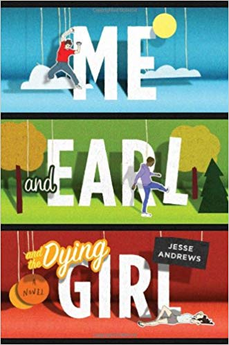 Me, Earl and the Dying Girl (Allen and Unwin 2012)  ISBN: 9781742378343