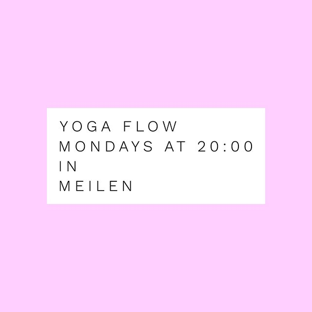We have had a lot of requests in Meilen, about late classes AND #yoga ...may we present yoga flow with @_lauraanniinayoga starting Monday April 1st! Yoga is a wonderful compliment and addition to all movement. ✨✨✨Sign up by messaging us! . . **We will be adding a Barre class on Monday evenings as well! Stay tuned for dates and times!👏🏽👏🏽👏🏽 . . . . . #yogameilen #studio #barre #fitness #groupclasses #workout #zurich #uerikon #männedorf #switzerland #loveyourself #movement #fitfam #asana #bodyflow #slowburnbarre