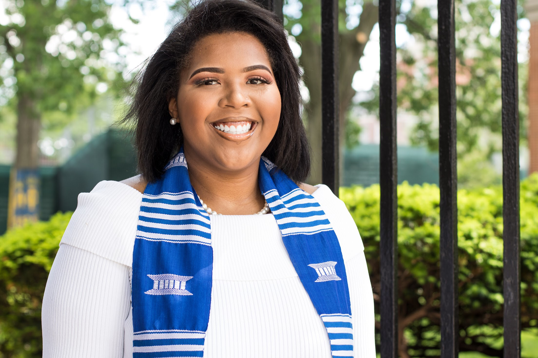 Ray Duncan - Ray Duncan, a 2019 graduate of Howard University with Bachelor of Science in Political Science and Sociology. She was born in Norfolk, Virginia and was raised in Yokosuka, Japan. She plans to work for a couple of years before attending law school.