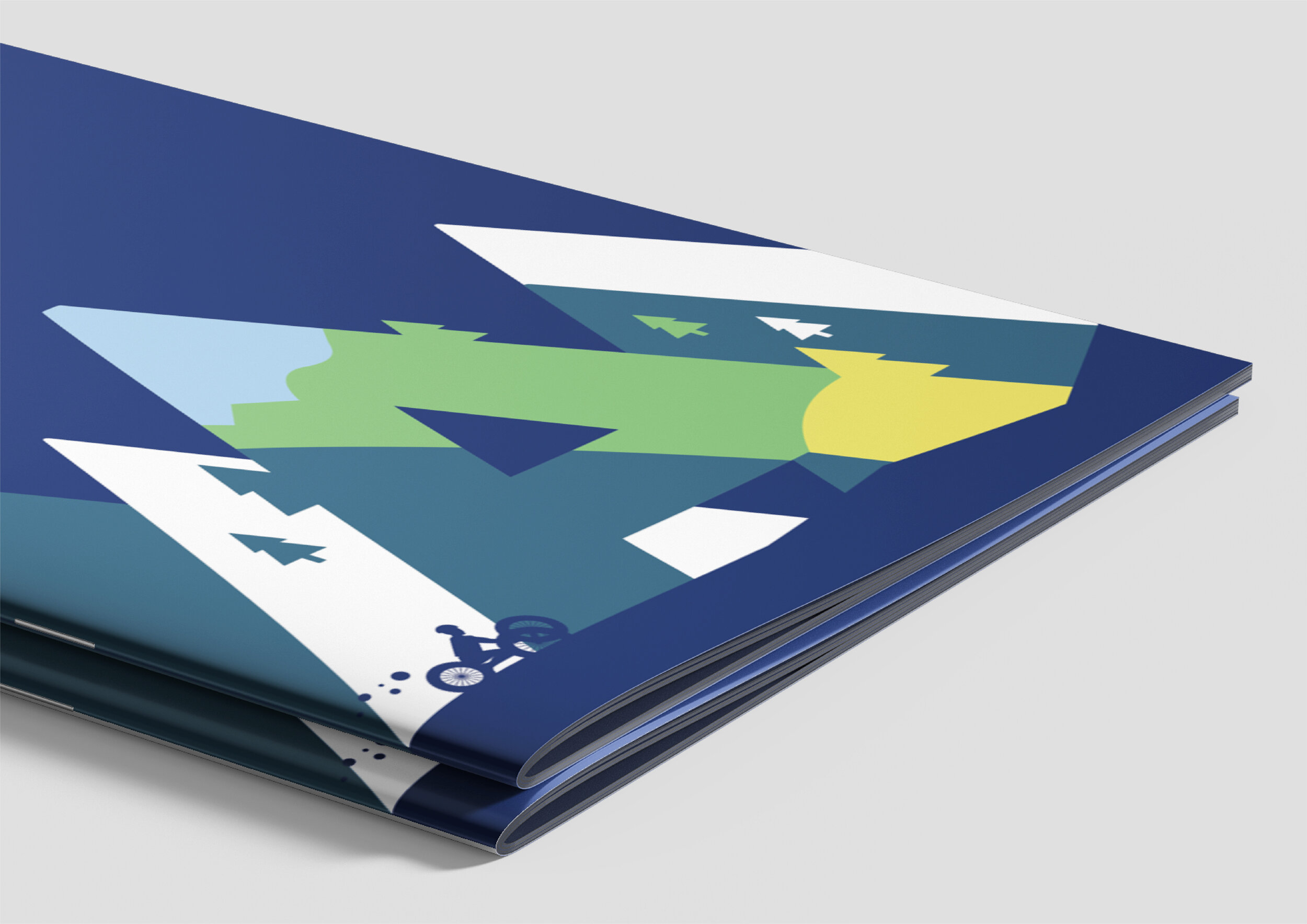 Disabled Wintersport Australia Green Season  Brand Identity | Publication Design | Marketing Collateral | Photography/Content Creation
