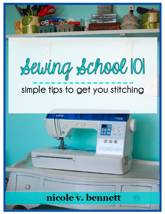Sewing School 101 3D_cover