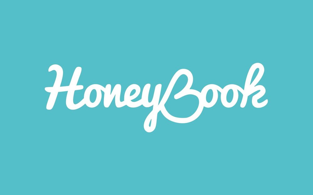 Honeybook - It's what we use to manage our clients, send proposals, contracts, and more. Great client management system for creatives and freelancers. Use our link to get 20% off!
