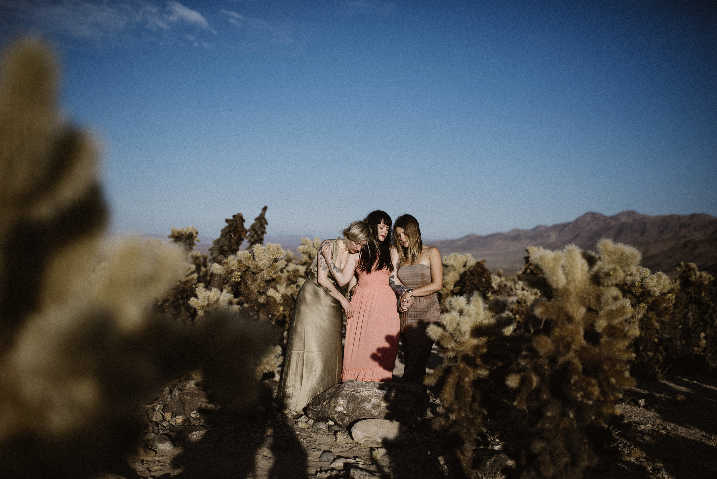 Joshua Tree Photo Shoot