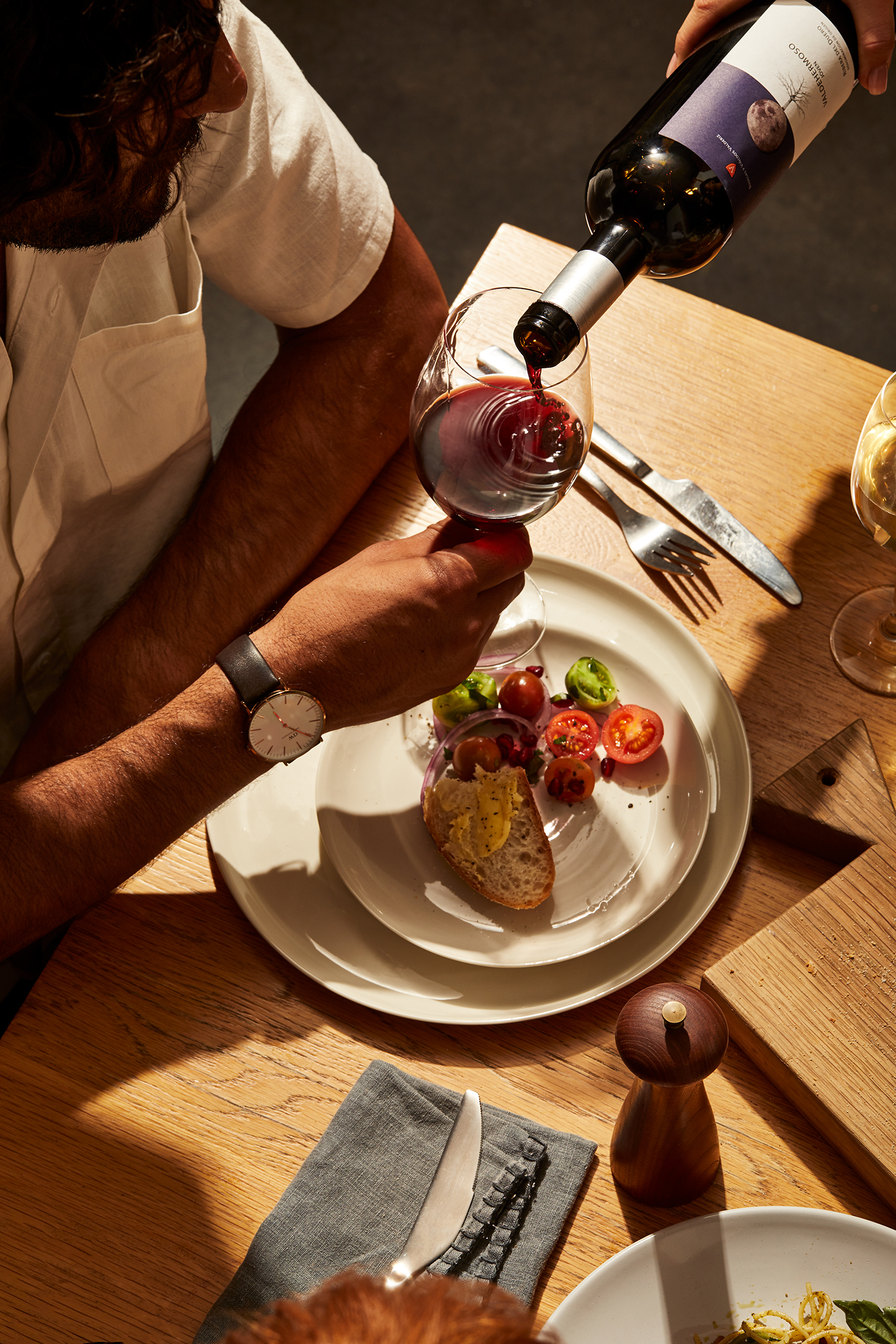 Good Pair Days Lifestyle shot by Sydney advertising food and lifestyle photographer Benito Martin