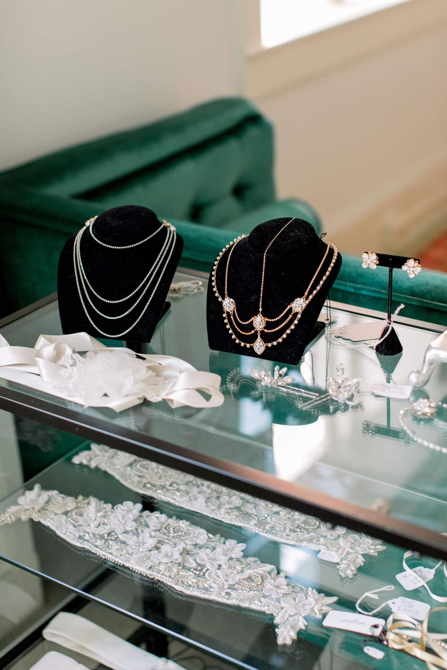 sara gabriel accessories at Magnolia Bride bridal shop.JPG