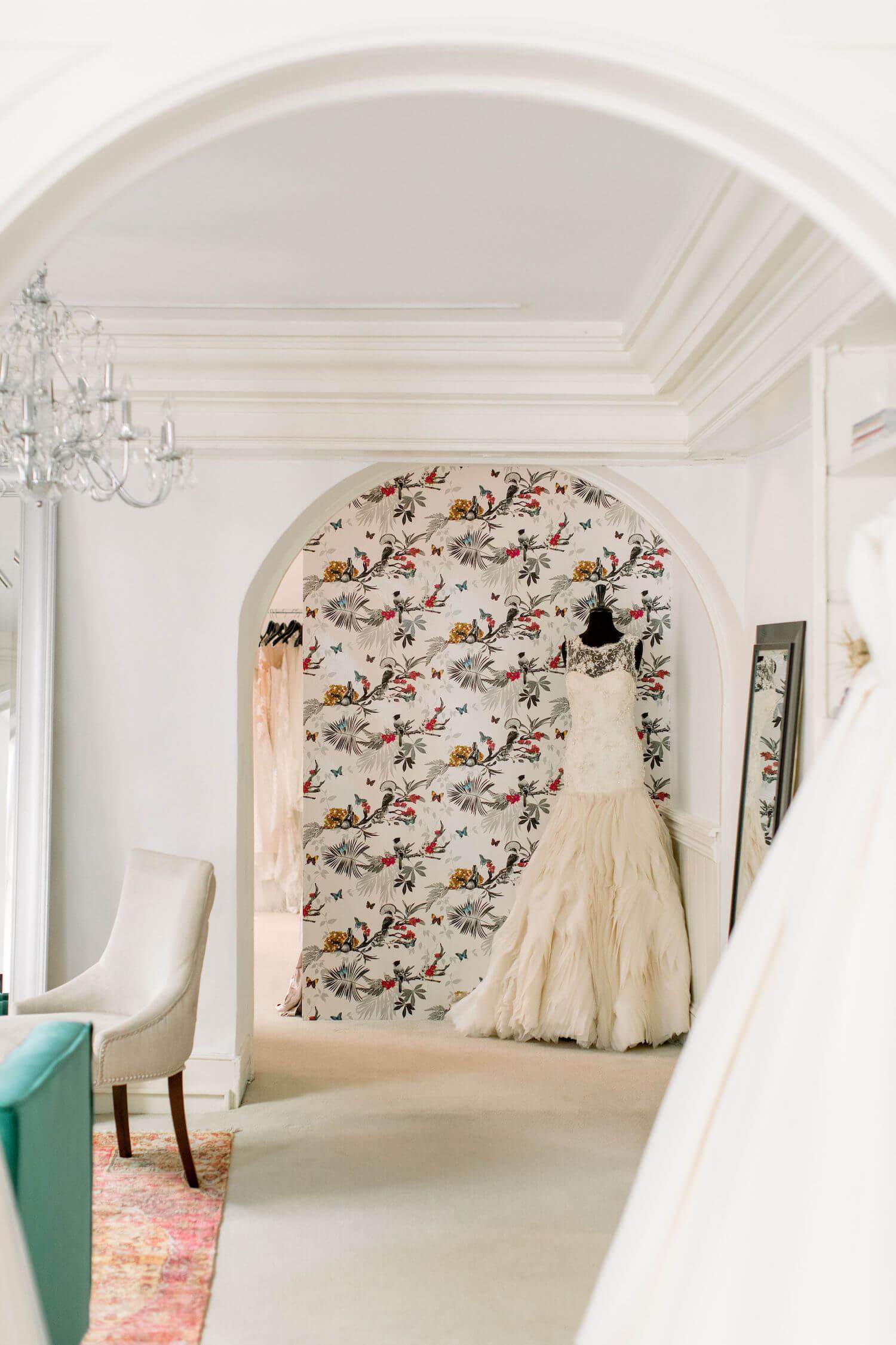 Sareh Nouri gown inside of Magnolia Bride.JPG