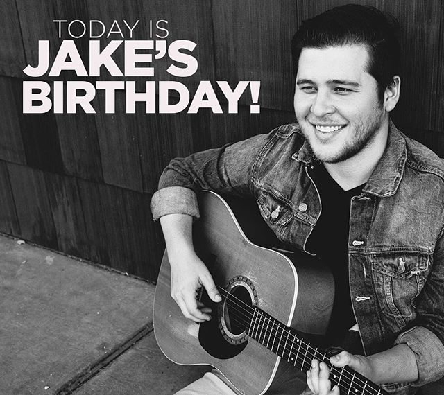 Today is Jake's 21st Birthday! Leave him a message or come to a show this weekend and wish him a Happy Birthday! On behalf of the band, we want to wish you a happy birthday brother! -JW Band