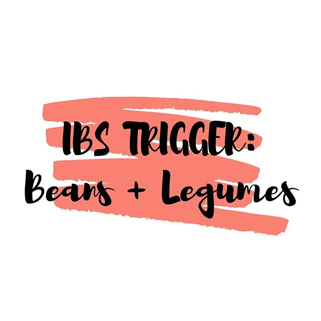 BEANS + LEGUMES CAN TRIGGER IBS SYMPTOMS // Have you found they trigger yours? Let me know in the comments below!⁠ ----------⁠ This is probably the most well-known of all the triggers! For years, we've associated beans with making us gassy...but do you know why?⁠ ----------⁠ WHY? Beans and legumes are very high in FODMAPs, which are very hard to digest and lead to gas production, which can cause lots of problems for everyone, but especially those with IBS. When the gas accumulates, it can cause bloating and pain. Also, if you don't drink enough water when you eat beans and legumes, they can cause constipation, as they can become hard and dry in your gut, slowing everything down. ⁠ ----------⁠ WHAT TO DO? To make beans and legumes easier to digest, try:⁠ - Soaking them overnight before cooking⁠ - Seasoning with salt (acts as a digestive aid)⁠ - Adding fennel/ginger/cumin (prevents gas)⁠ - Adding apple cider vinegar when cooking ⁠ ⁠ -----------⁠ ➡️Find out 20 things that could be triggering your IBS now when you get my IBS triggers checklist - it's FREE! Just click the link in my bio to get it 🙂⁠ ----------⁠ #ibs #ibsc #ibsd #beans #gas #gassy #legumes #soaking #baddigestion #digestyourfood #ibsm #bloating #beatthebloat #toilettroubles #tummytroubles #stomachache #guthealth #gutlove #healyourgut #guthealing #bloatingsucks #alwaysbloated #preggo #healthtips #ibstriggers #nutrition #constipation #diarrhoea #gutproblems