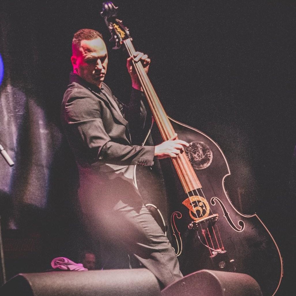 Djorje Stijepovic    - Bass