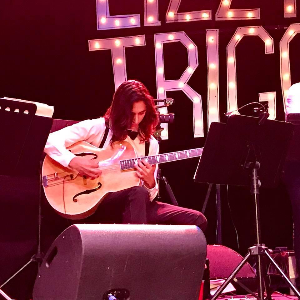 Luca Pino - Guitar