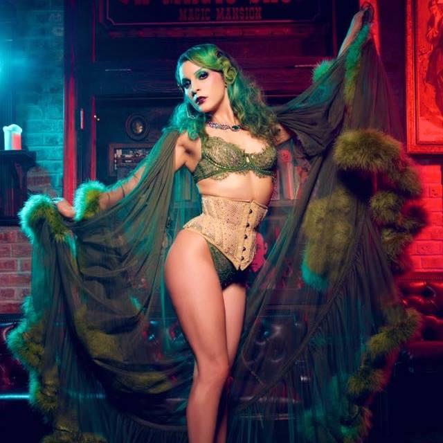Mrs. Marquez - Burlesque