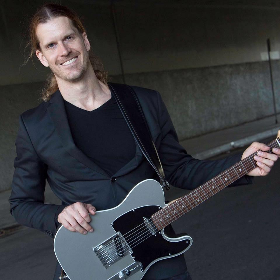 Ray Bergstrom- Guitar