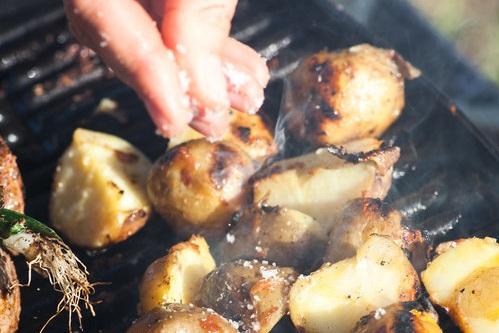 Miso Butter Potatoes
