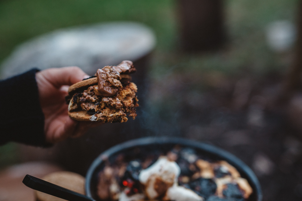 S'mores. Because, S'mores.