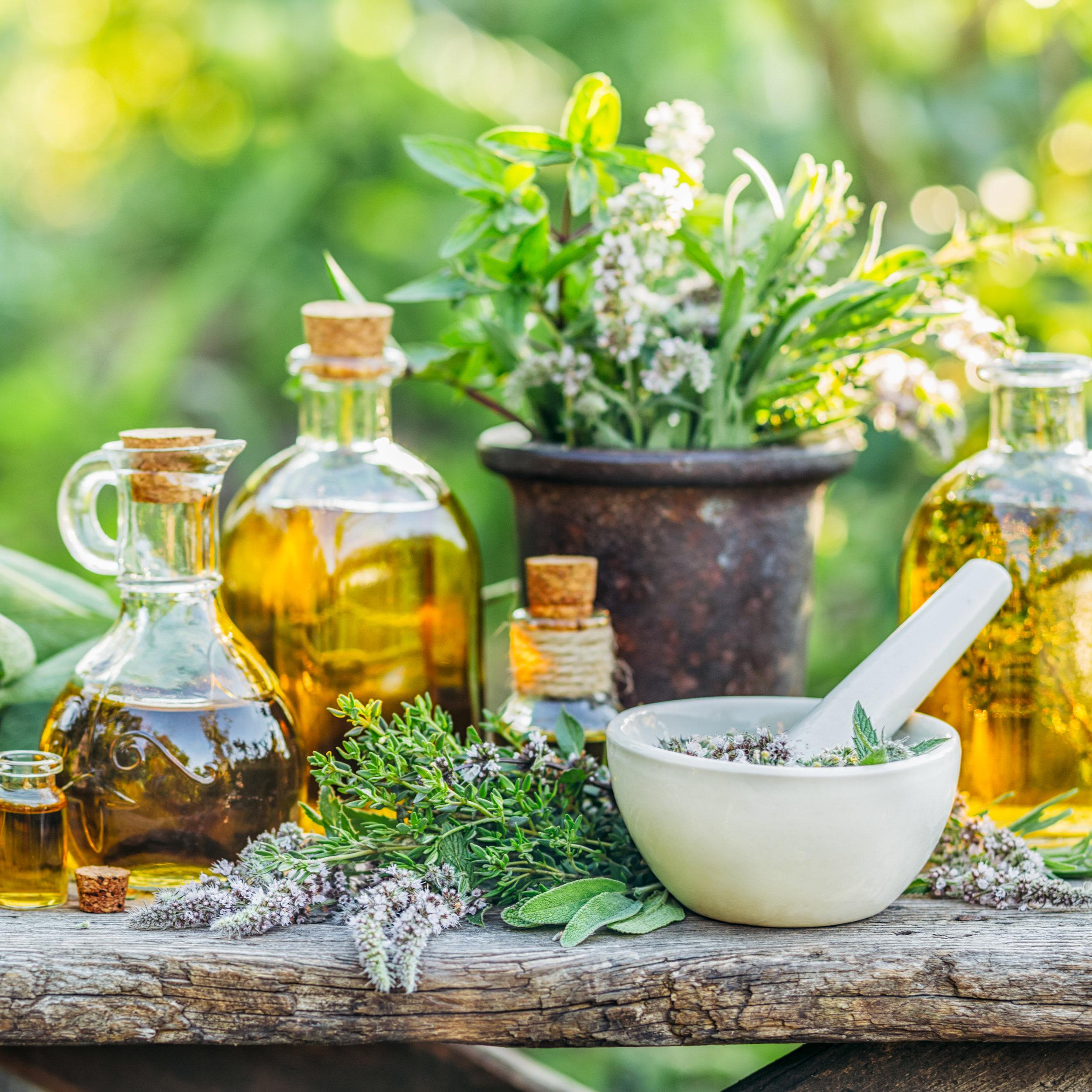 Tea Tree Oil Peppermint Oil