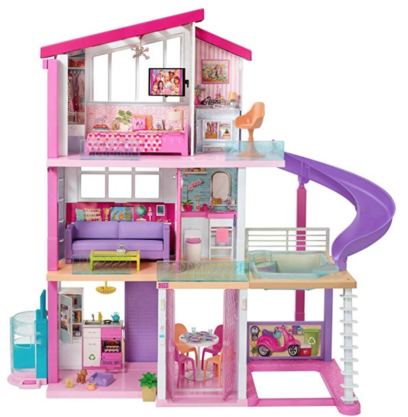 BarbieDreamhouse