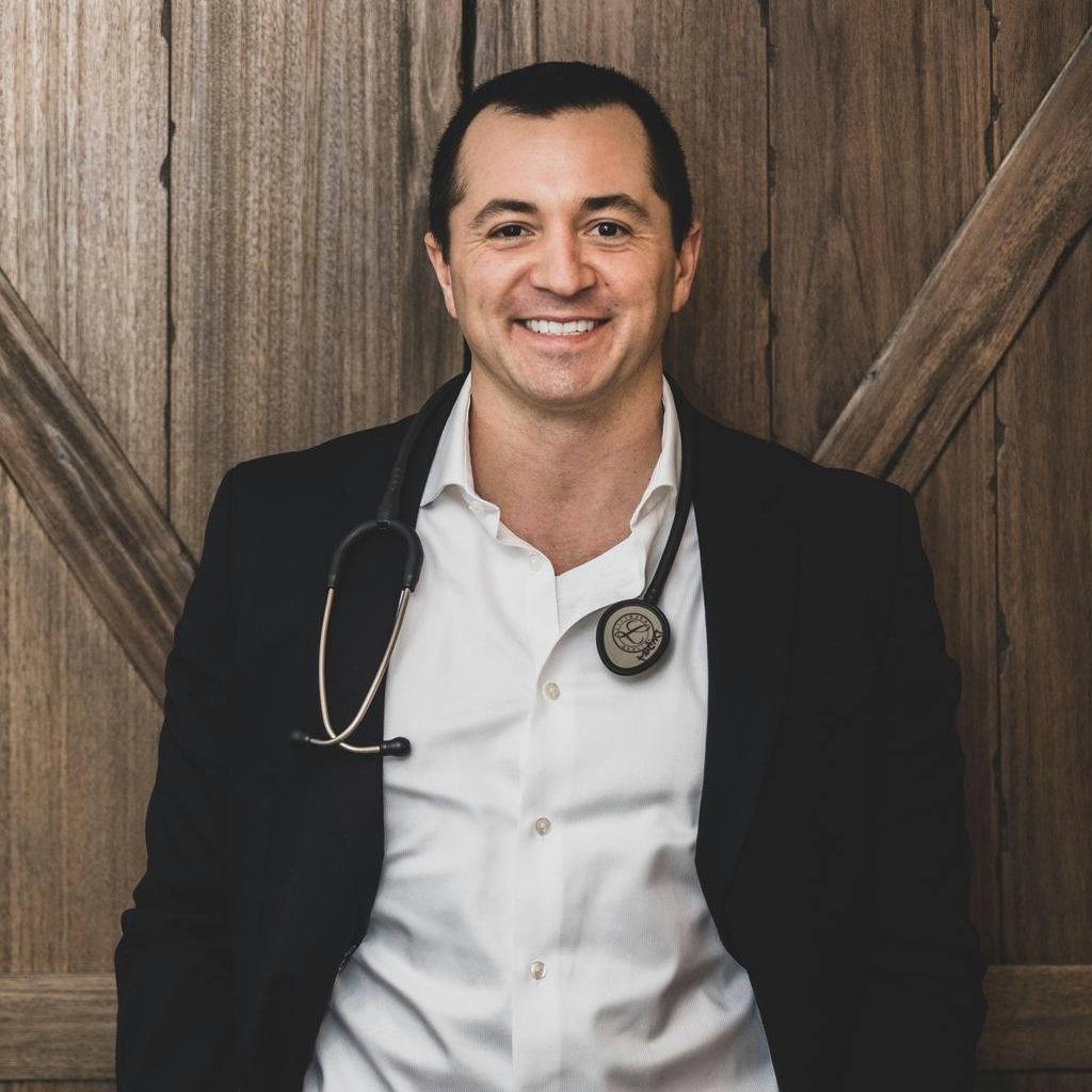 Jason A Duprat, healthcare entrepreneur and ketamine clinic founder.