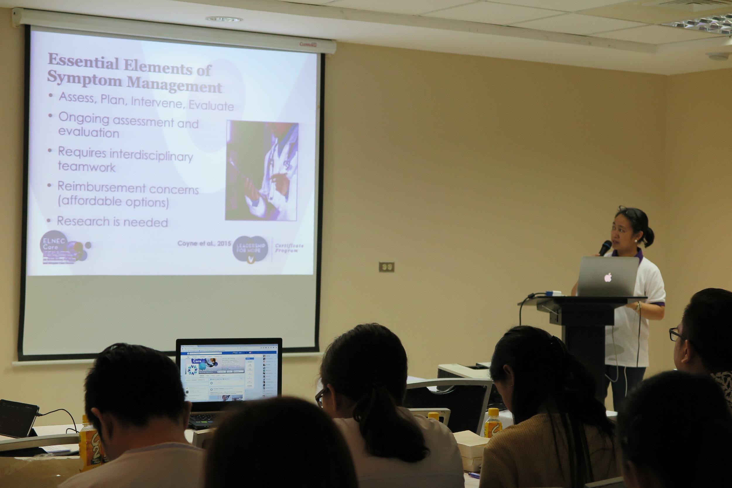 Lecturer: Dr. Mae Corvera